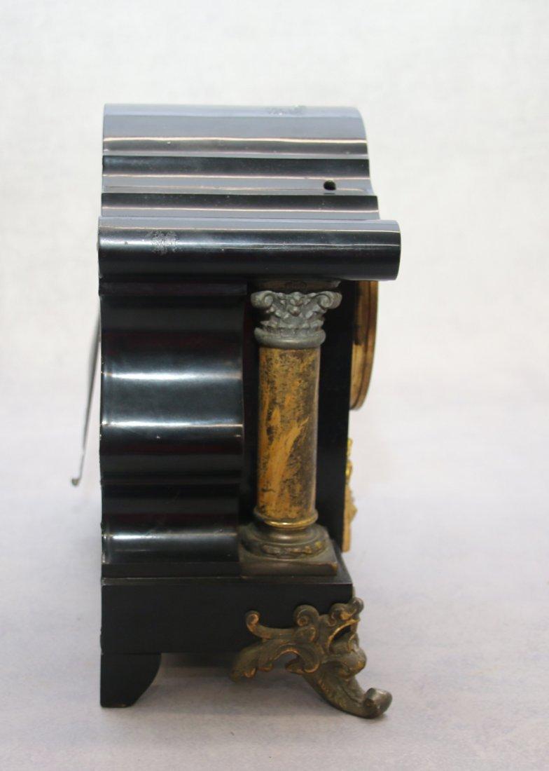 ANSONIA MANTLE CLOCK - 4