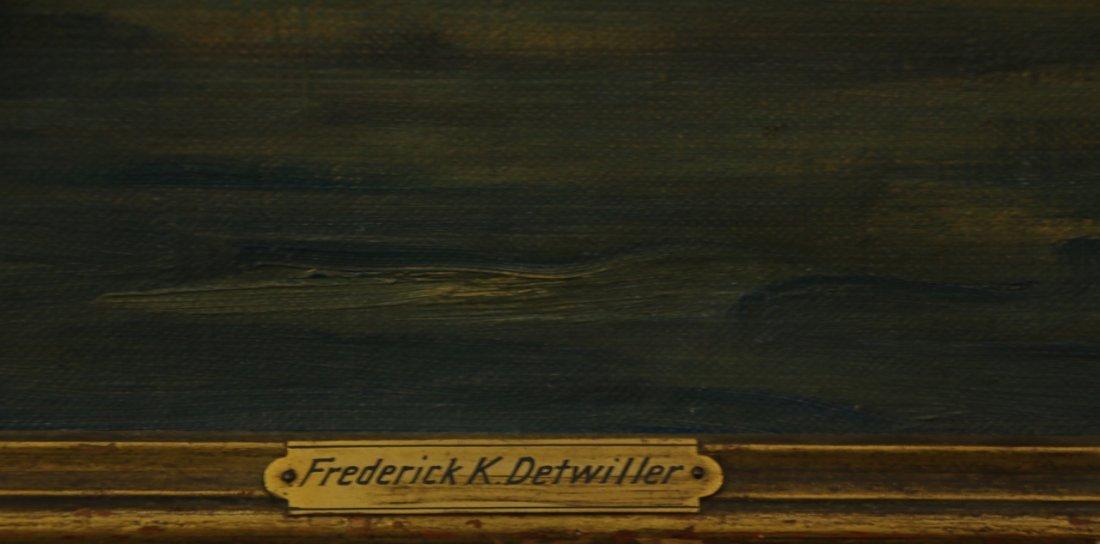 FREDERICK DETWILLER O/C - 3