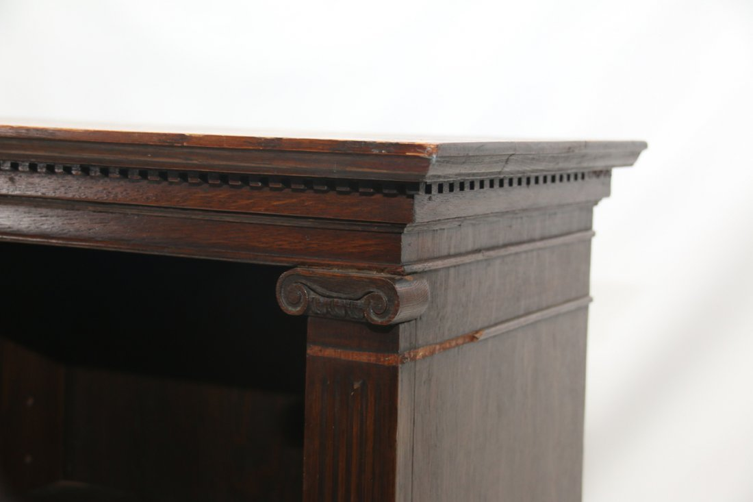 R.J. HORNER AND CO. BOOKCASE - 3