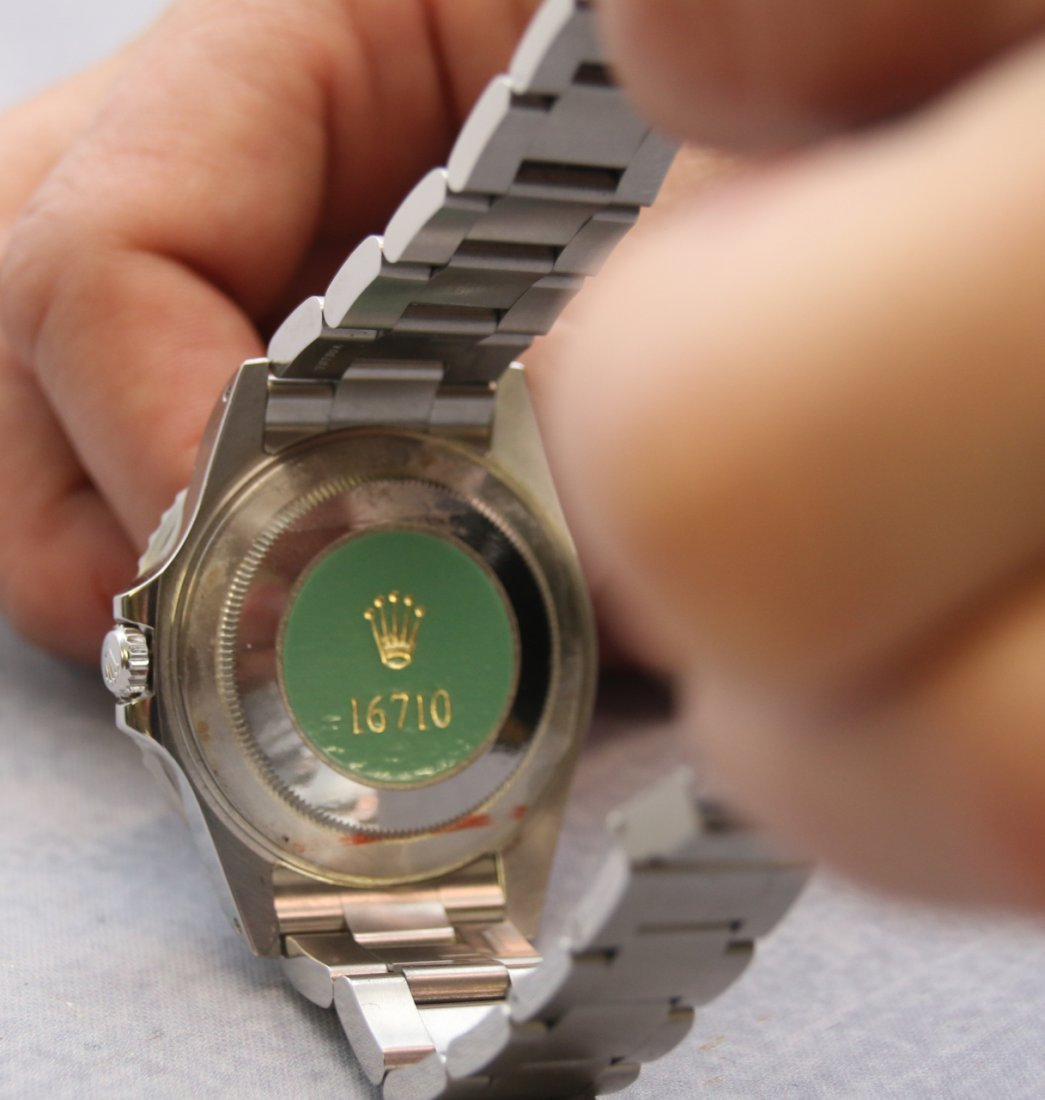 ROLEX GMT- MASTER II - 2