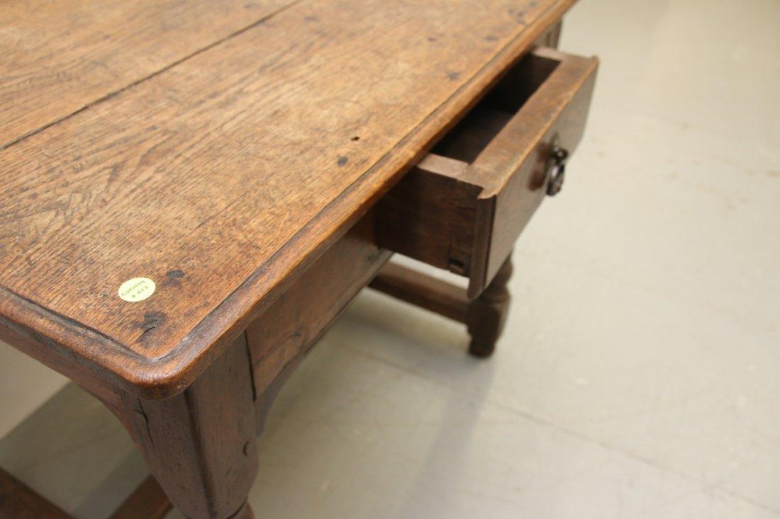 OAK TAVERN TABLE - 2