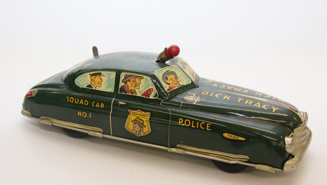 DICK TRACY SQUAD CAR - 2