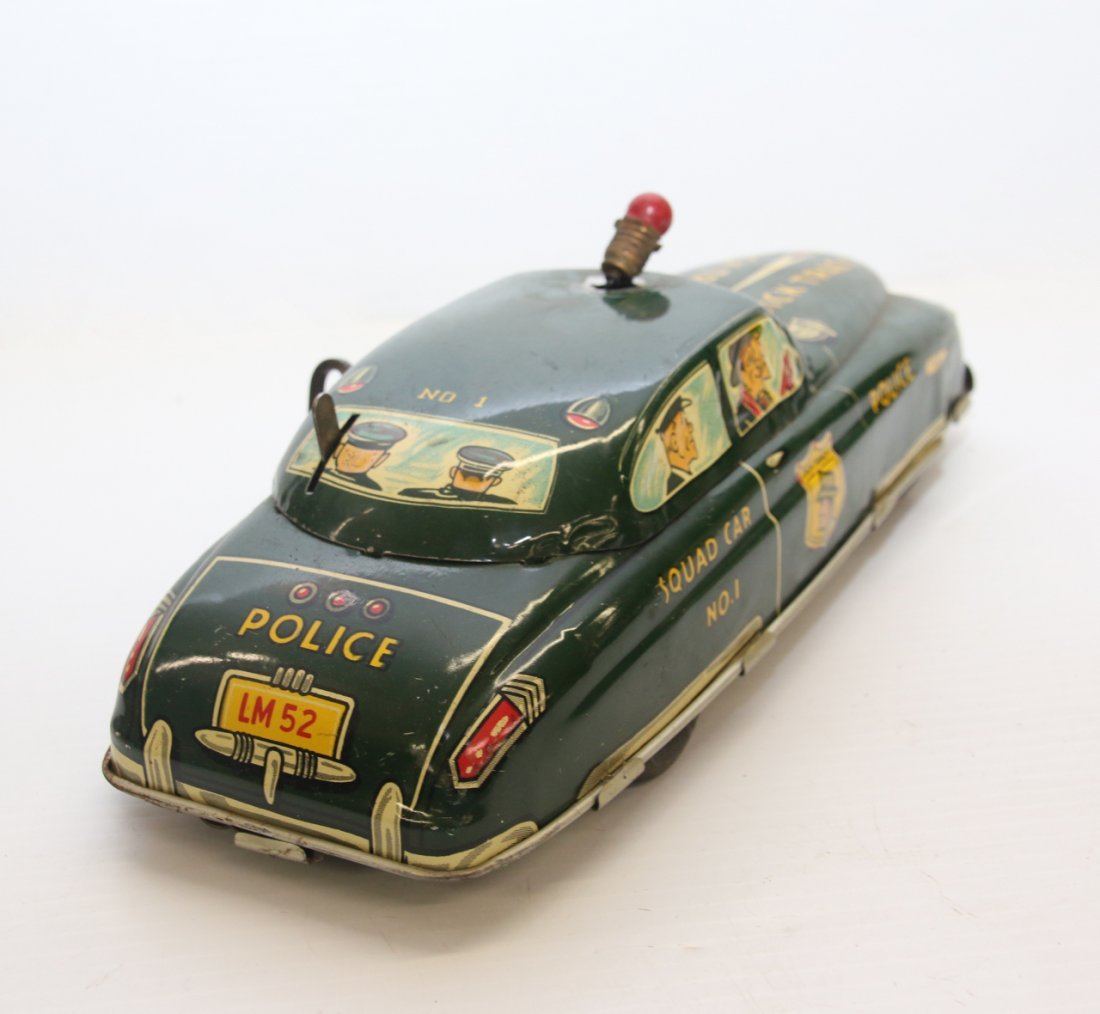 DICK TRACY SQUAD CAR - 3
