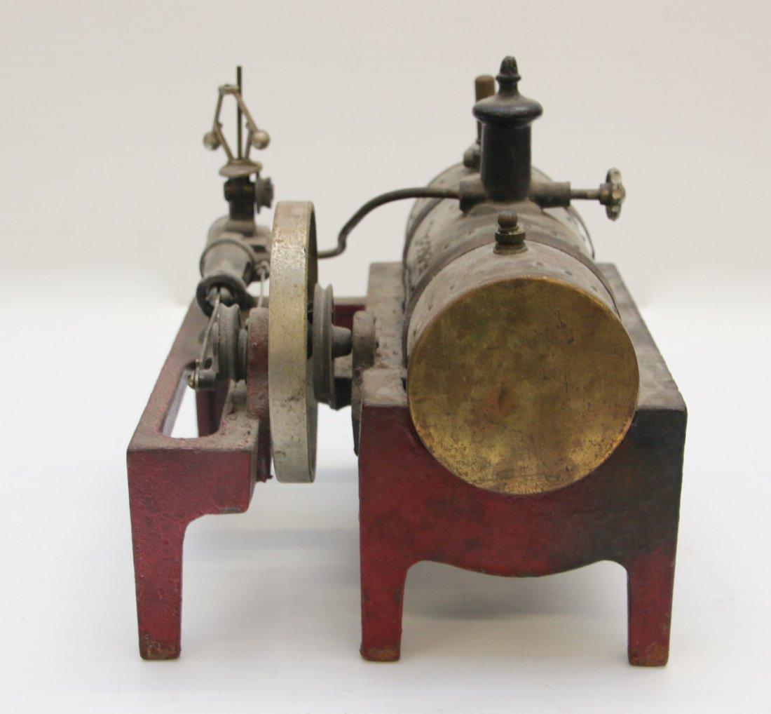 MINIATURE STEAM ENGINE - 3