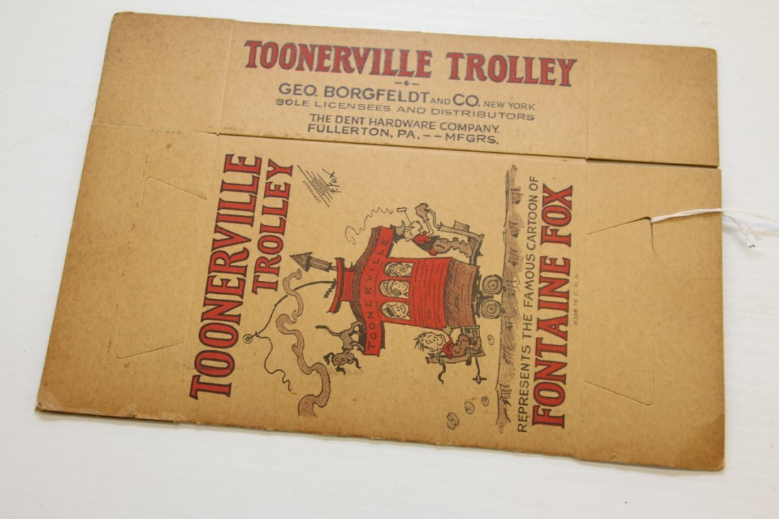TOONERVILLE TROLLEY BOX