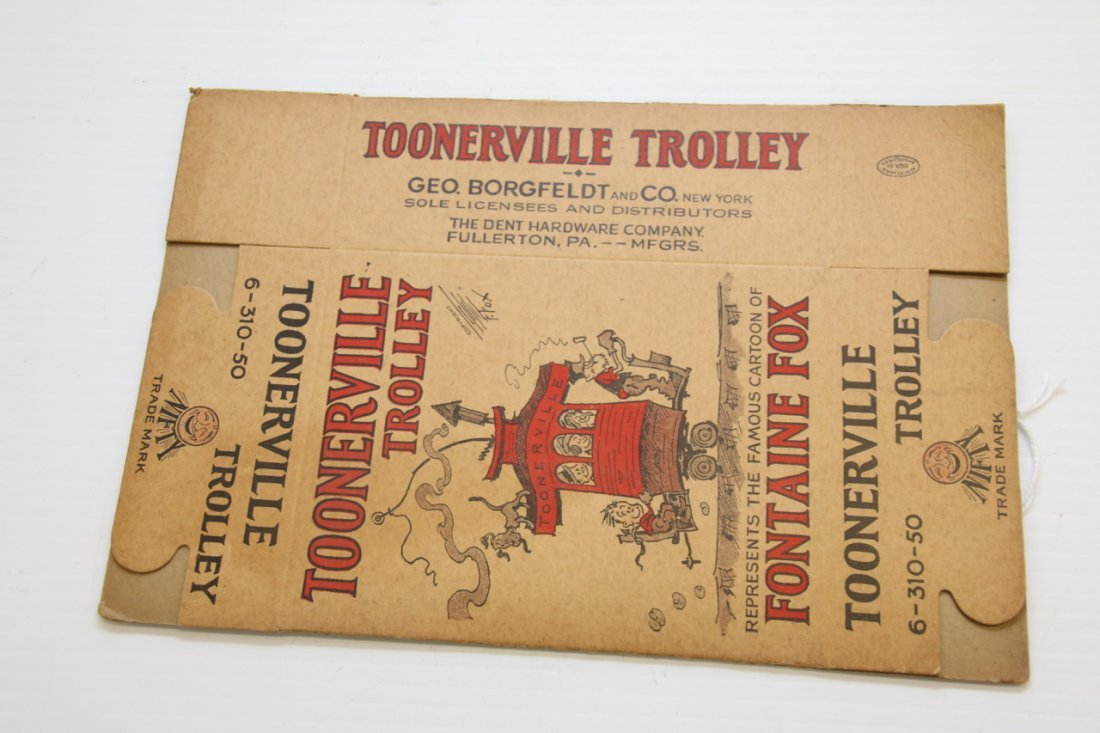 TOONERVILLE TROLLEY BOX - 2