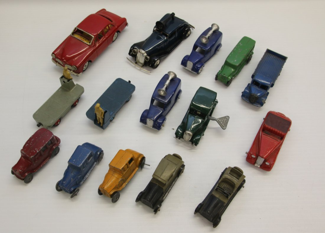 GROUP LOT OF TOY CARS - 2