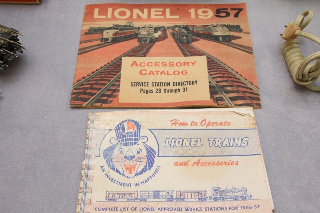 1957 LIONEL TRAINS GIRL SET - 2