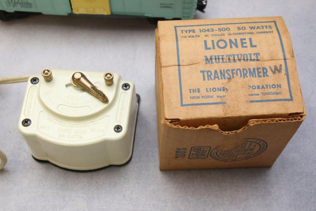 1957 LIONEL TRAINS GIRL SET - 3