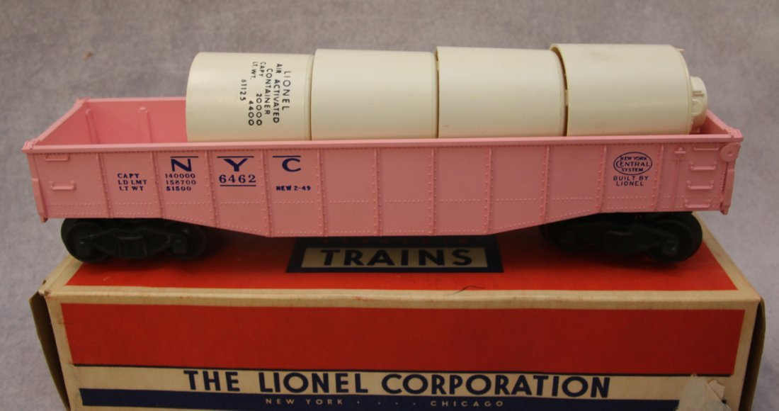 1957 LIONEL TRAINS GIRL SET - 9