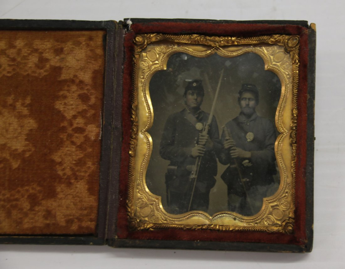 CIVIL WAR AMBROTYPE - 4