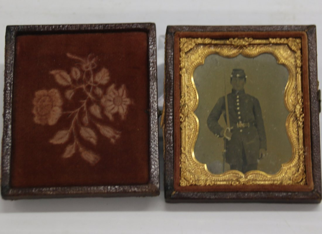 CIVIL WAR AMBROTYPE