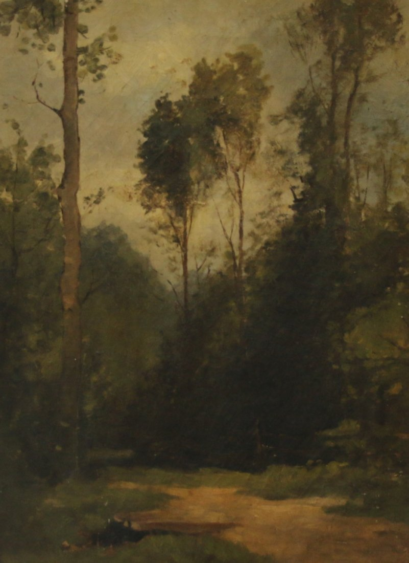 EXCEPTIONAL 19TH CENTURY OIL ON CANVAS