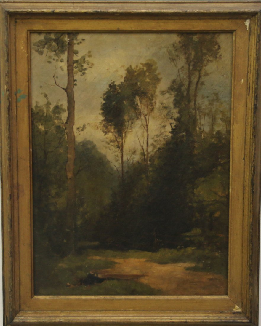 EXCEPTIONAL 19TH CENTURY OIL ON CANVAS - 3