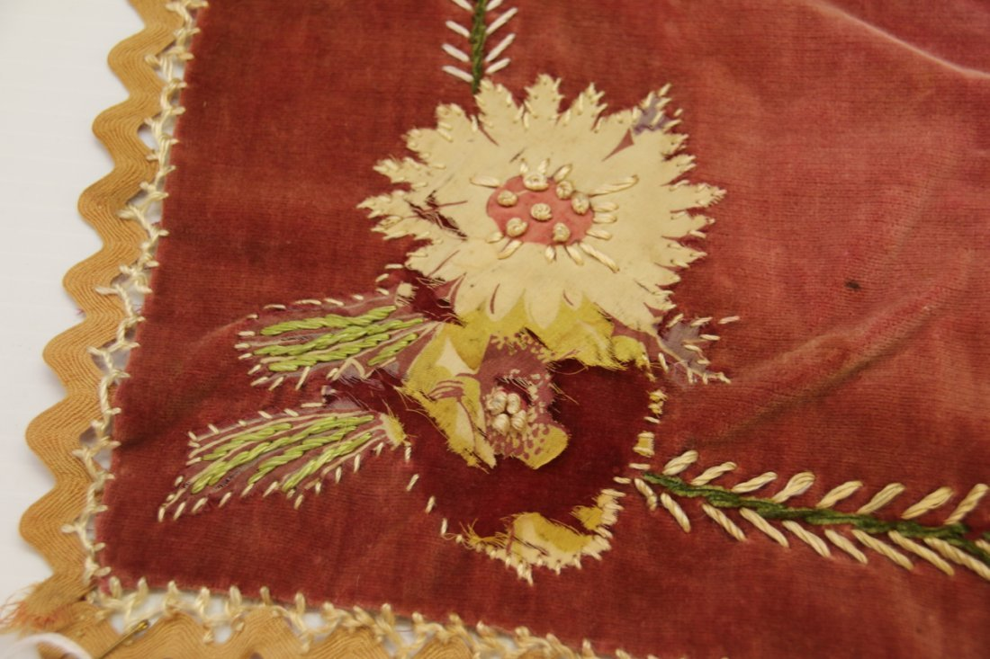 LOT OF TEXTILES - 3