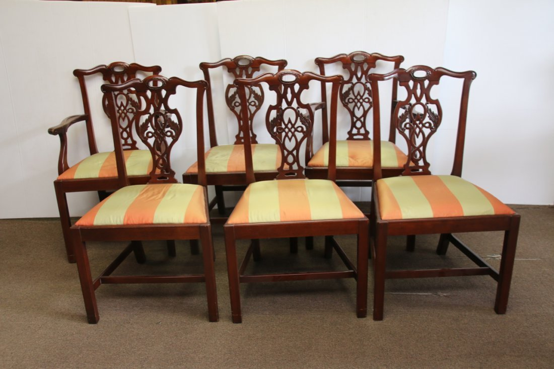 BAKER DINING ROOM CHAIRS
