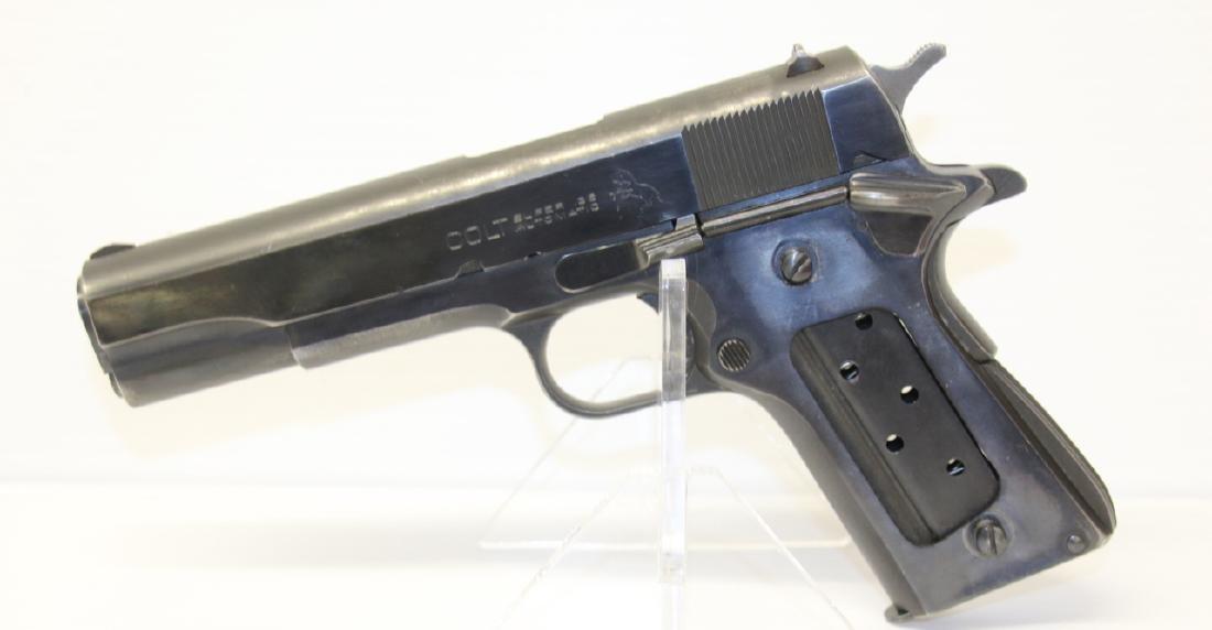 COLT 1911 - 38 SUPER