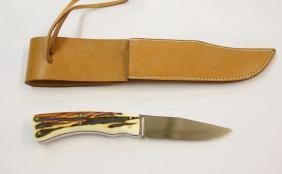 BERRYMAN CUSTOM HUNTING KNIFE