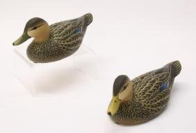 PR. OF OLIVER LAWSON  DUCK DECOYS