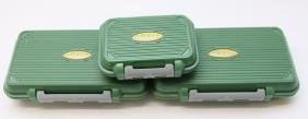 LOT OF ORVIS FLY BOXES