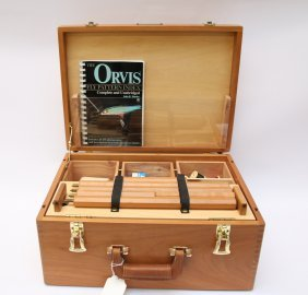 GRAY'S SPORTING WOODS FLY TYING BOX