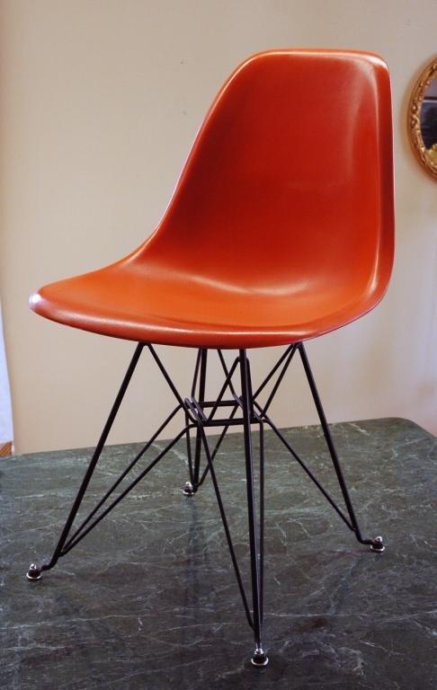 5: EAMES (AMERICAN) Eiffel Tower Side Chair