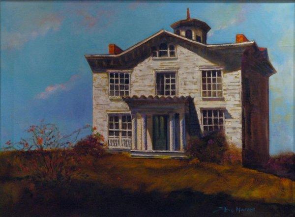1010: HARRIS (AMERICAN) Quiet House Oil