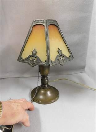 Small Bradley & Hubbard Lamp