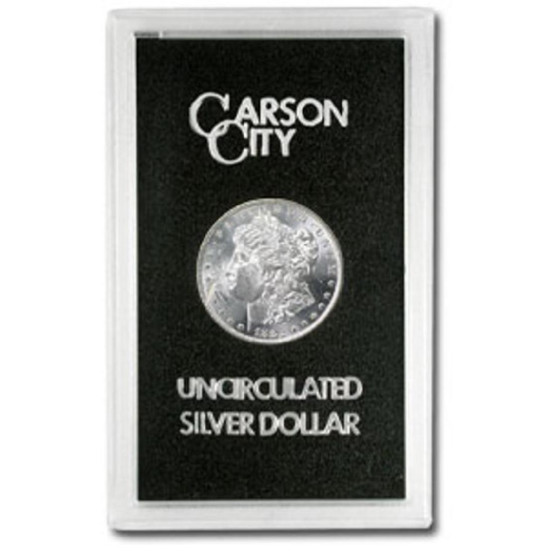 1884 Carson City GSa Morgan Dollar