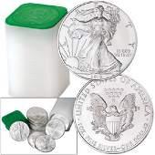 (60) Silver US Eagle Bullion