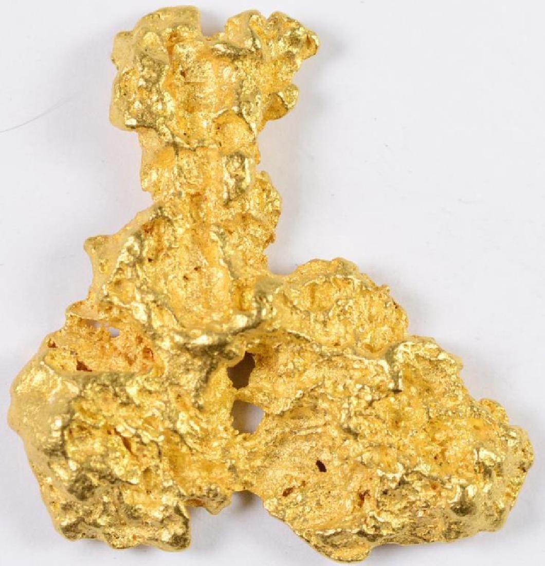 56.12 Gram Natural Gold Nugget