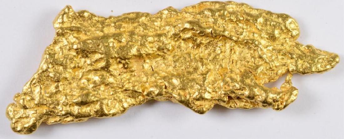 48.78 grams Natural Nugget Gold