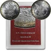 Paramount 1882-CC Morgan Dollar MS-65
