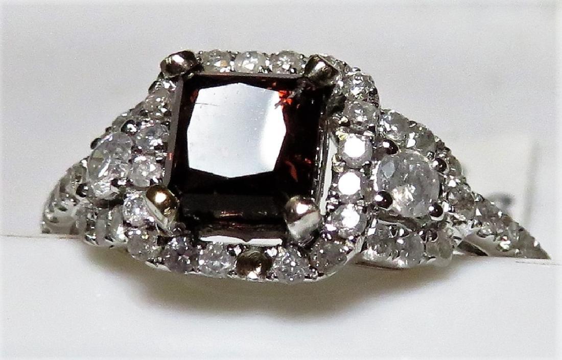 1.13 ct. Fancy Brown Diamond Ring $7400