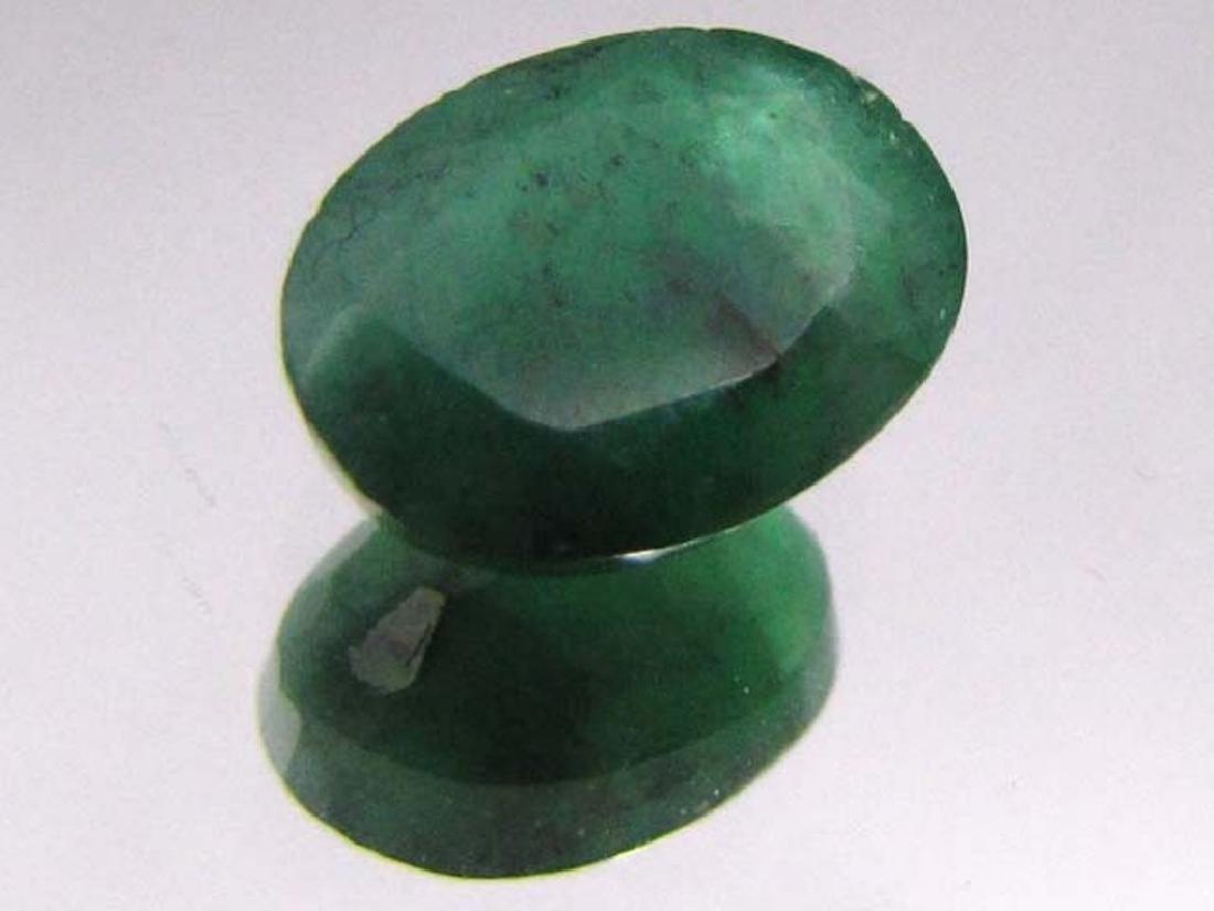4 ct. Natural Emerald Gemstone