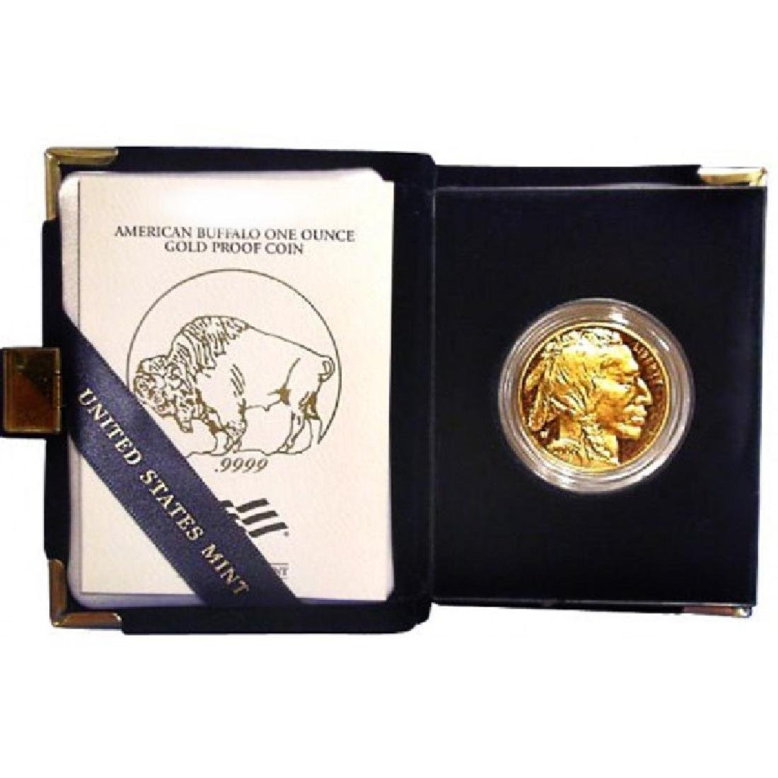 Random Date US Gold Proof Buffalo Design
