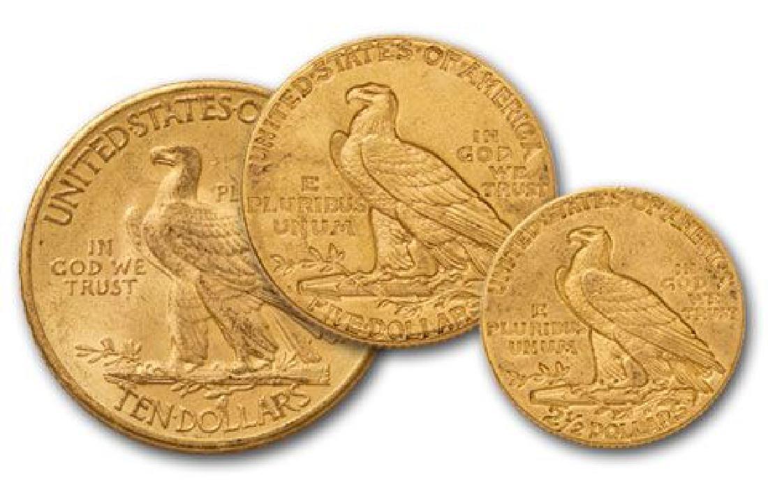 Investor's Gold Starter Set - $10-$5-$2.5 Commons