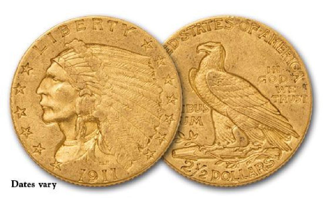 Investor's Gold Starter Set - $10-$5-$2.5 Commons - 2