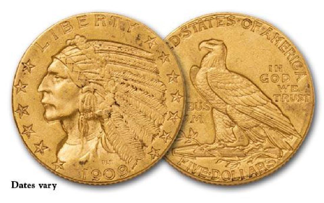 Investor's Gold Starter Set - $10-$5-$2.5 Commons - 3