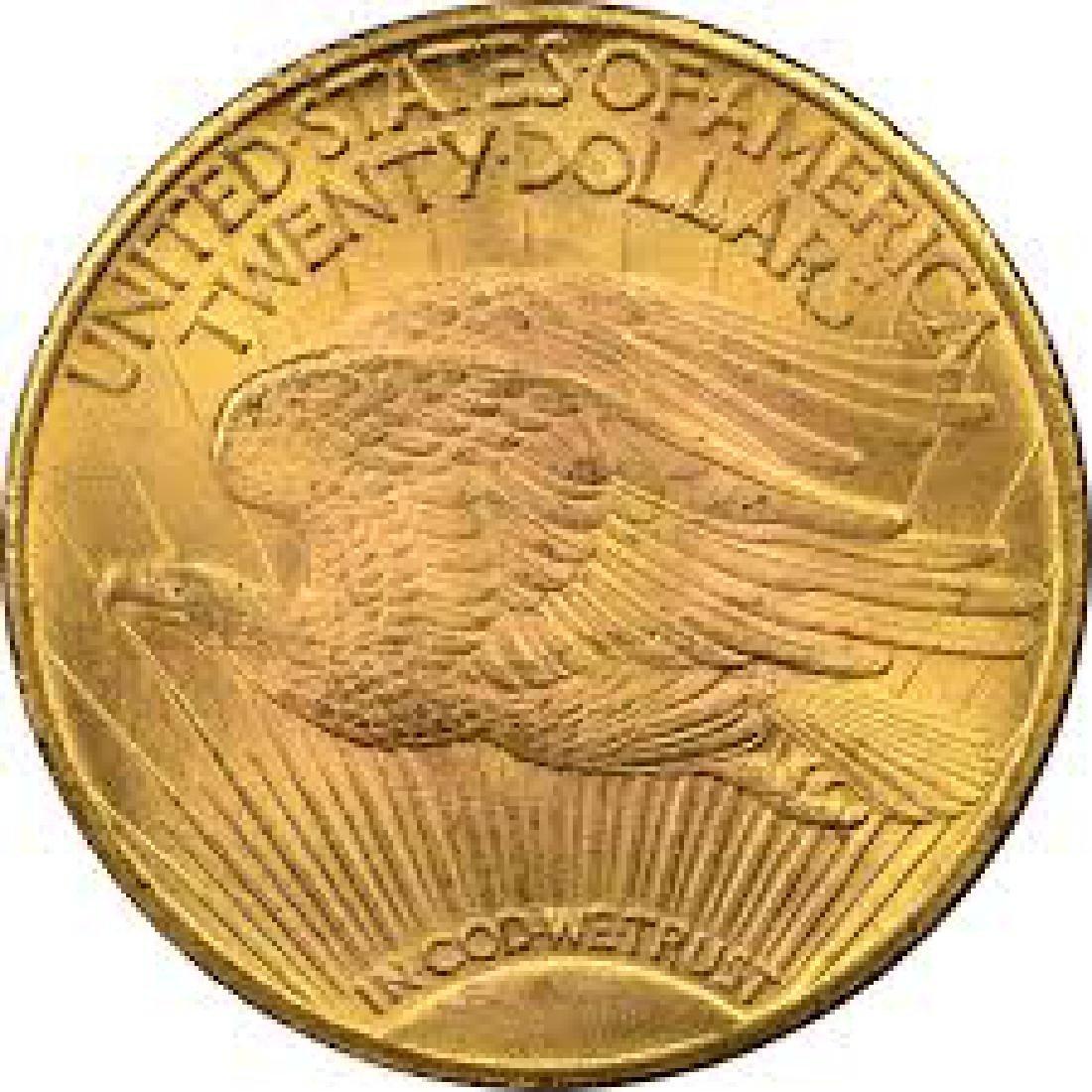 1922 High Grade $20 Gold Saint Gaudens