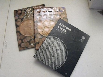 0012: Complete Date Set of Lincoln Pennies