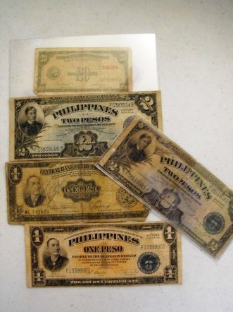 0019: Pre Japanese Occupation WWII Phillipine Currency