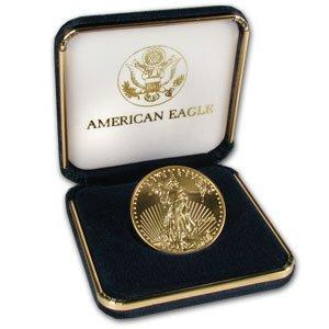 1G: 1 oz. Gold Eagle in Presentation MINT BOX