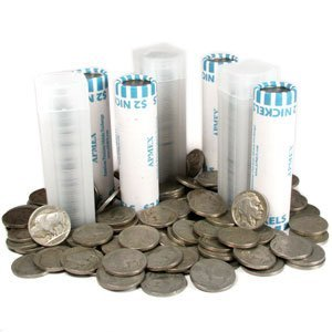21: Lot of 100 Buffalo Nickels