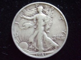 Walking Liberty 1941-S