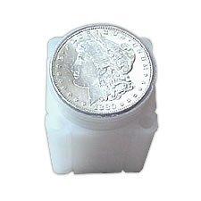 118: Roll of 20 Morgan Silver Dollars- 1878-1921 g-xf
