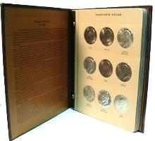 19: Complete 32 Coin Set Of Ike Dollars