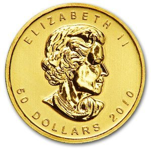 404E: 2010 - (1 oz) Gold Maple Leaf