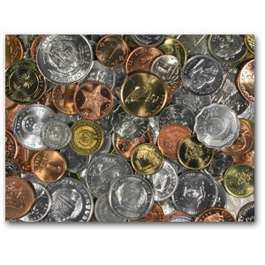 1L: 100 Coins From 100 Different Countries! Unc