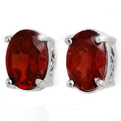 5W: 2.0 ctw Garnet Stud Earrings